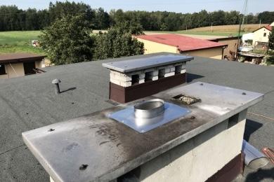 montaż wkładów kominowych szmuk-kom