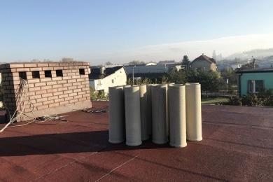 naprawy kominów cała polska