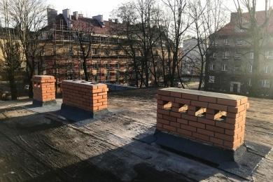szlamowanie komina