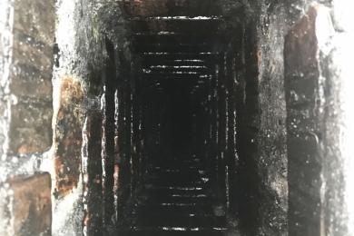 oczyszczanie komina
